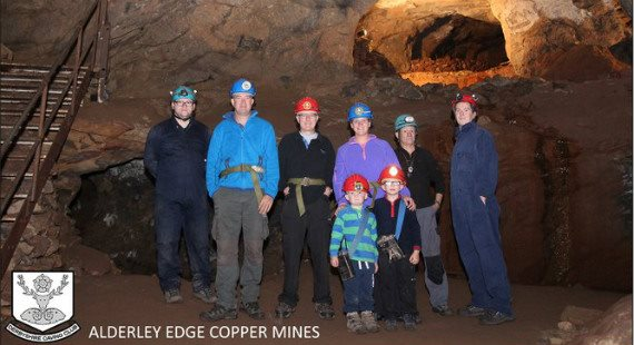 Alderley Edge Copper Mine