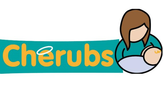 Cherubs Breastfeeding Support logo