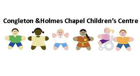 Congleton and Holmes Chapel Children's Centre with multicultural doll images