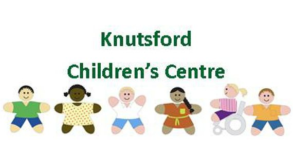 Knutsford children's centre inclusive logo and title Knutsford children's centre