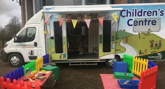 Mobile Children's Centre