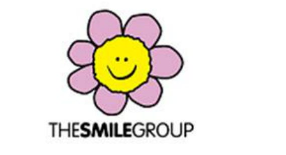 The Smile Group with flower logo