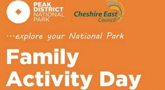The Peak District and Cheshire East Family Activity Day