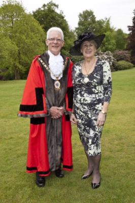Mayor-and-Mayoress