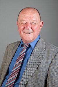 Councillor David Brown, deputy leader of Cheshire East Council