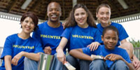 Become a social care volunteer