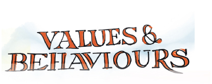 Values and Behaviours