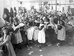 Silk-workers