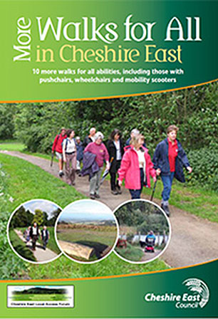 More walks for all leaflet cover
