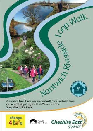 nantwich riverside loop front cover