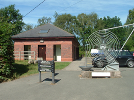 Nelson Pit Visitors Centre - Higher Poynton