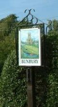 Bunbury Village Sign