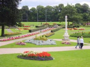 Green Space in Cheshire East