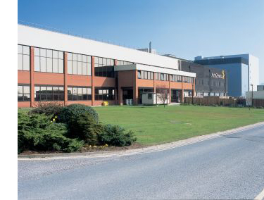 Image of AstraZeneca on Hurdsfield Industrial Estate