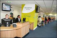 Reception and Customer Services