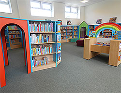 Poynton childrens library