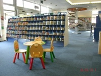 Alsager Childrens Library