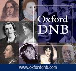 Oxford Dictionary of National Biography   Online logo