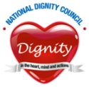 Dignity in care logo