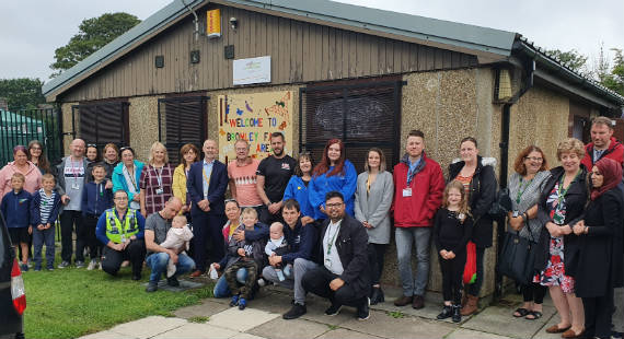 27/09/2019 Latest Connected Communities centre unveiled