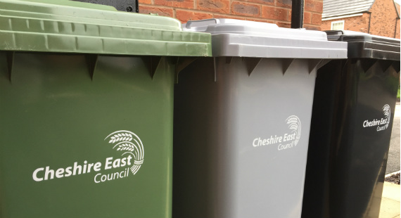 Cheshire East Bins