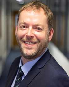 Doug Kinsman, chair of Crewe Town Board