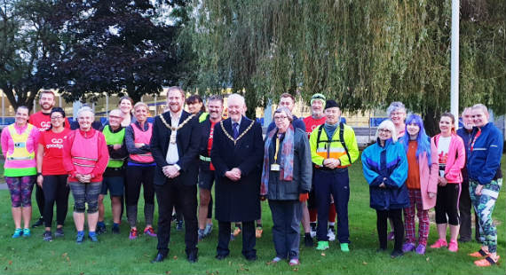 7/10/2019 - Council backs running group's good community work