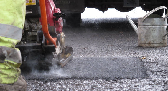 15/04/2019 - Reporting road defects
