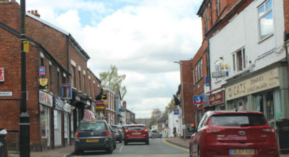 Street image in Middlewich 570x310
