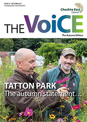 'The Voice' Autumn 2017 edition (PDF, 4MB)