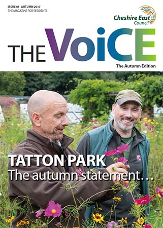 Autumn Edition of The VoiCE (PDF, 4MB)
