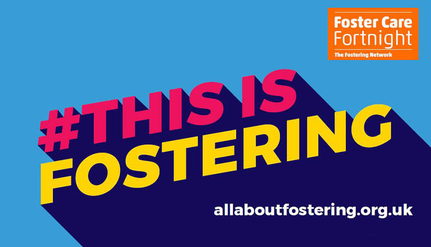 foster Care Fortnight in full flow