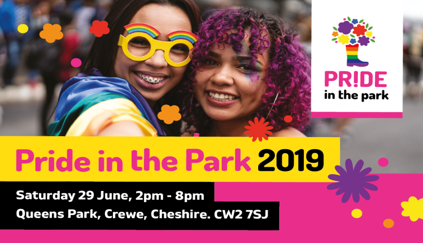 Free shuttle bus for visitors to Pride in the Park