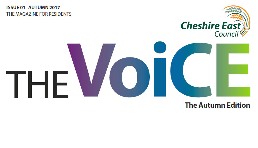 The VoiCE Cheshire East Autumn edition